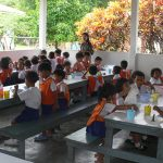 Learning center Ban Naing thai school