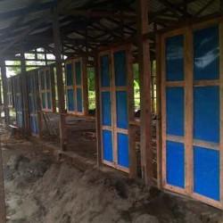 Porte e finestre - Scuola di Ivano