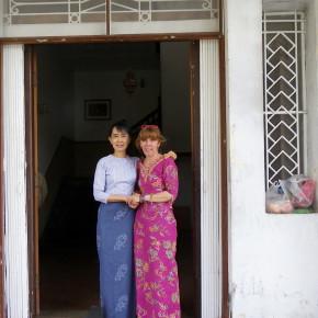 110225 - 3 - Aung San Suu Kyi  - Patrizia Saccaggi Moses