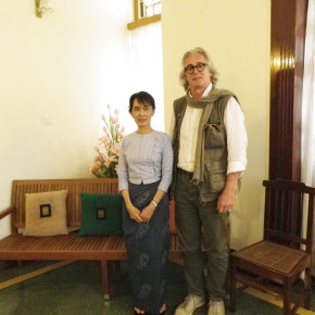 110225 - 5 - Aung San Suu Kyi   Francesco Baietti Moses Yangon