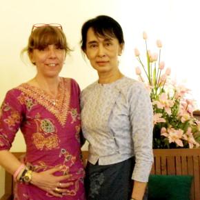 110225 - 6 - Aung San Suu Kyi _ Patrizia Saccaggi