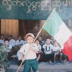 Bambini della Scuola di Ivano
