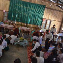 Cerimonia di inaugurazione per la Scuola di Ivano