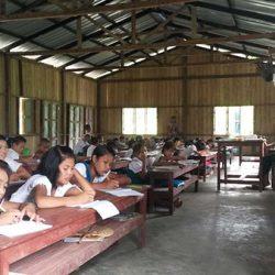 Lezione alla Scuola di Ivano