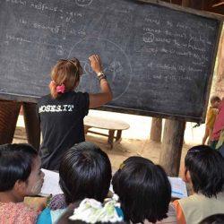Lezione a futuri studenti Sho Me