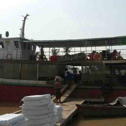 Trasporto del riso - Sittwe Sho Me