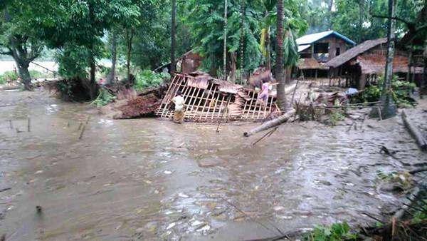 Emergenza Rakhine